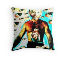 A Vision Of Vincent Throw Pillow