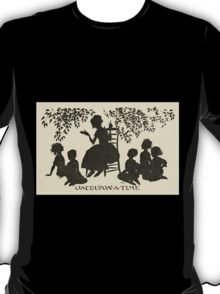 The Sleeping Beauty by Charles Seddon Evans art Arthur Rackham 1920 0011 Once Upon a Time T-Shirt