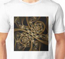 Unwinding Time Unisex T-Shirt