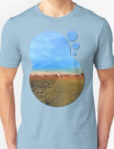 Horizon, clouds, sky and sunset | landscape photography Unisex T-Shirt