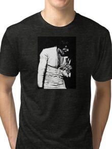 ELVIS PRESLEY - Taking Care of Business Tri-blend T-Shirt