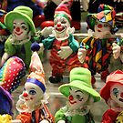 Clowns Galore by doubleheader