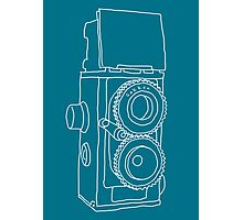 A really handmade camera Photographic Print