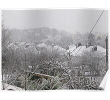 Cork Winter Poster