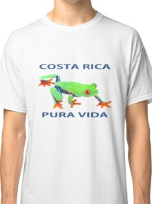 Red eyed tree frog Costa Rica Classic T-Shirt