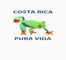 Red eyed tree frog Costa Rica Unisex T-Shirt