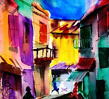 Le Bob - Paris Backstreet by henrytheartist