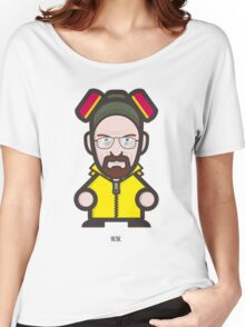 Breaking Bad Icon Set - W.W. Women's Relaxed Fit T-Shirt