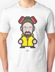 Breaking Bad Icon Set - W.W. T-Shirt
