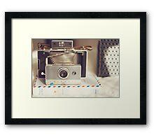 Memories Of Papa Framed Print