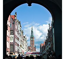 Gdansk Photographic Print