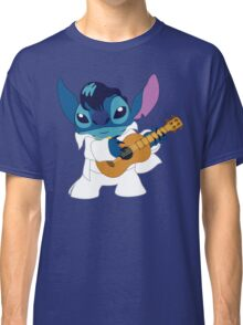 Elvis Stitch Classic T-Shirt