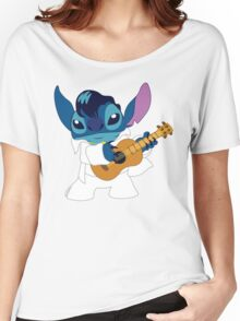 Elvis Stitch Women's Relaxed Fit T-Shirt