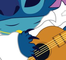 Elvis Stitch Sticker