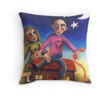 The Sweetness Of Love Goes Beyond All Expectation Throw Pillow