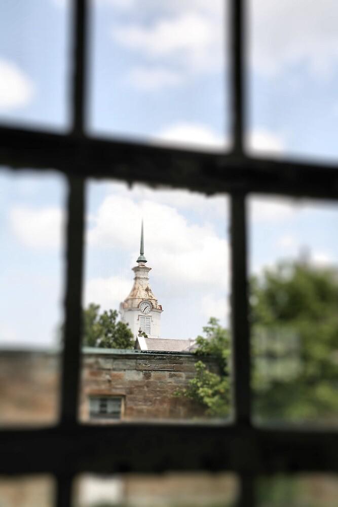 through the window #7 by jbiller