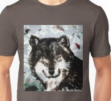 The name's Wolf Unisex T-Shirt