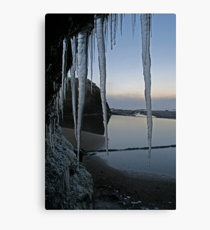 Icy Donegal Canvas Print