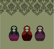 Candyochkas by PoppiPan