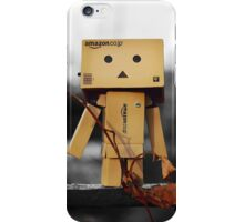 Standing Out.  iPhone Case/Skin