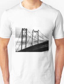 a bridge to cross~ Unisex T-Shirt