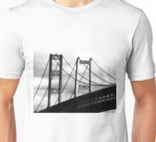 a bridge to cross~ Unisex T-Shirt