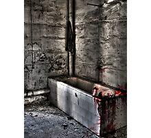 The Bathroom Photographic Print