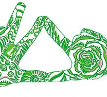 Kappa Delta Hands by juliapram