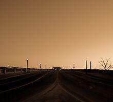 Memorial Bridge by Eric G Brown