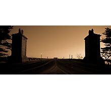 Memorial Bridge Photographic Print
