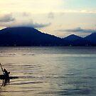 Boat man by loz788