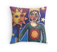 The Magus Throw Pillow