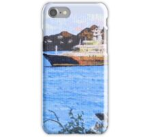 St. Martin viewed from Anguilla iPhone Case/Skin
