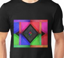 Plaster and Wood Unisex T-Shirt