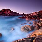 Canal Rocks II by Paul Pichugin
