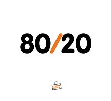 80/20 office reminders by creatorcoach