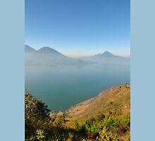 a large Guatemala landscape Unisex T-Shirt