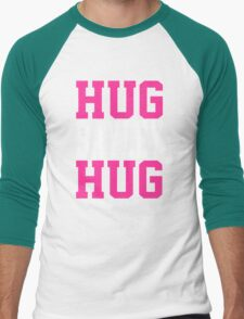 HUG BAYLEY HUG Men's Baseball ¾ T-Shirt