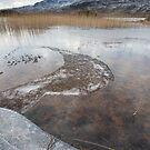 Loch Lurgainn, Sgorr Tuath & Cioch Beinn an Eoin by Christopher Cullen