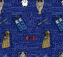 DOCTOR WHO  by hxrtsy