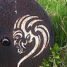 Maori Stencil Art by Rangi Matthews