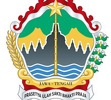 Coat of Arms of Central Java by abbeyz71