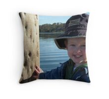 Michael Throw Pillow