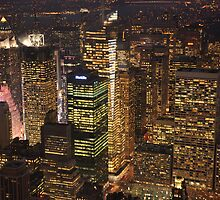 City Lights by Rosy Kueng