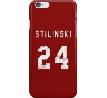 Stilinski Jersey iPhone Case/Skin