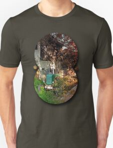 Abandoned agricultural vehicle | conceptual photography T-Shirt