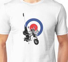 Scooter target - Mods 2 Unisex T-Shirt