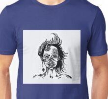 Mermaid Face Unisex T-Shirt