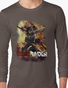 Tomb Raider Long Sleeve T-Shirt