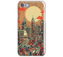 philadelphia panorama 2 iPhone Case/Skin